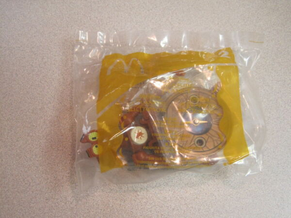 McDonald's 2002 Disney's Treasure Planet Toy #2  B.E.N.  -   New In Package