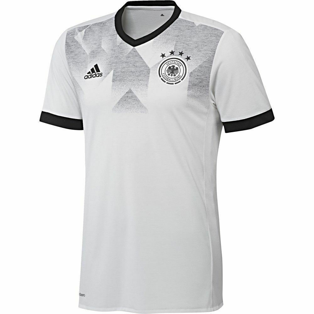 bb40c629a Details about Adidas Football Soccer DFB Germany Mens Home Pre-Match Jersey  Shirt 2017 2018