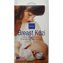 Kozi Natural, Gel Free Breast Pack