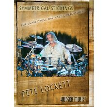 Symmetrical Stickings For Snare Drum Drum Set and Percussion Book 000286400