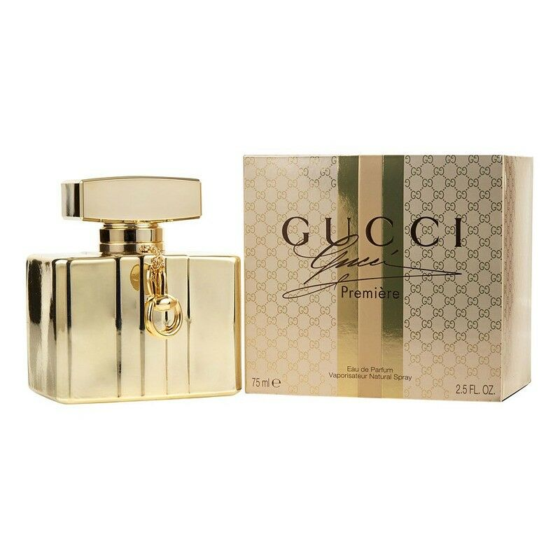 cb65c41d024c8 Details about GUCCI PREMIERE for WOMEN   2.5 oz (75 ml) EDP Spray   NEW    SEALED