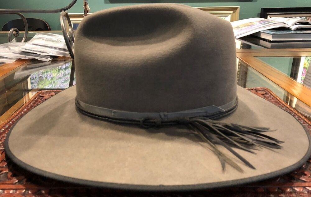 d100ad53048 Details about Rand s Custom Hats Voyager - 10x - Grey