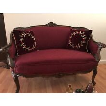 AAA+++ Ornate Antique French Settee