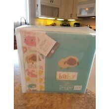 *NIB!* Pepper Pot Large Photo Album - Holds 200 Photos - Great Baby Shower Gift!