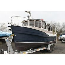 2009 Ranger Tugs R-25 Classic boat Clean Title LOW RESERVE