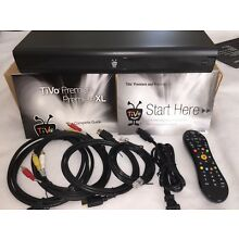 TiVo Premiere HD Series 4 DVR LIFETIME SERVICE 320 - NO SUBSCRIPTION NEEDED