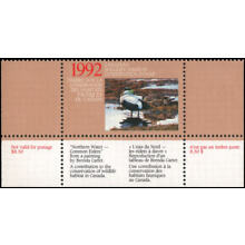 Canada #FWH8 MNH