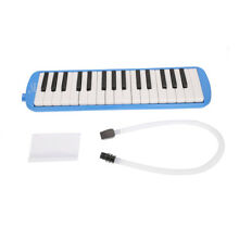 32 Key Blue Melodica Harmonica & Exclusive Carrying Case