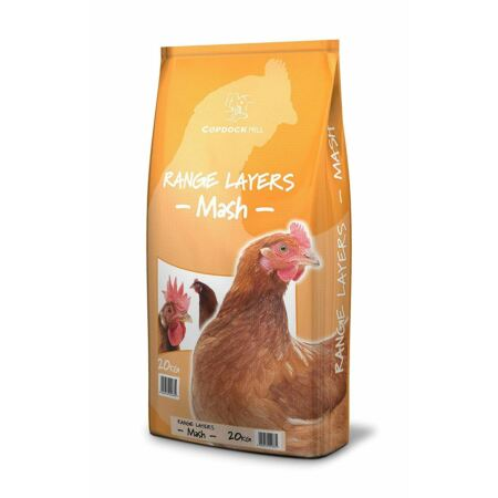img-Copdock Mill Range Layers Mash 20kg Poultry Feed