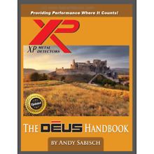 Pre-Sale of the Revised XP Deus Book...Signed by the Author with Bonus