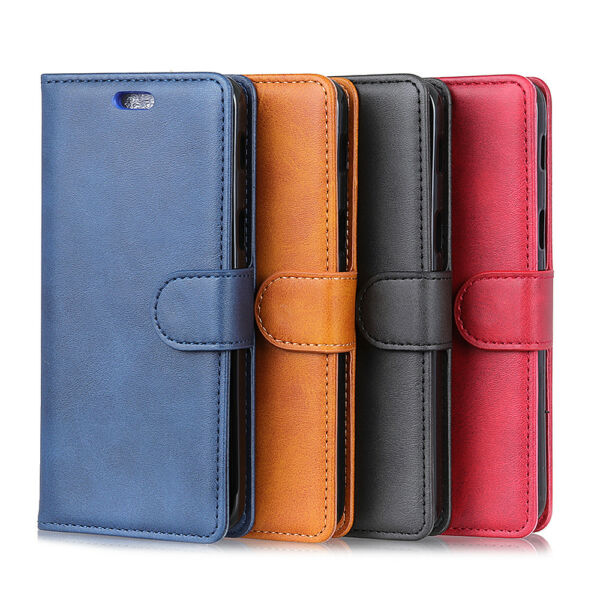 Magnetic Wallet Leather Phone Case Flip Stand Holder Cover For Various Phone