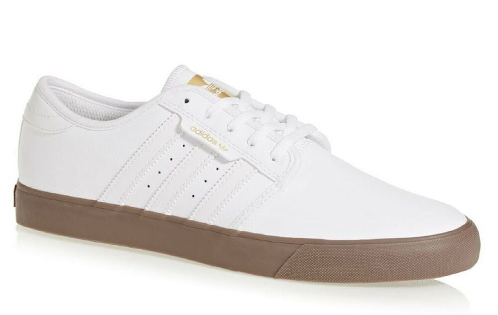 low priced 9698c ac20a Details about NEW MEN S ADIDAS ORIGINALS SEELEY SKATEBOARDING CASUAL SHOES  ~ US 10.5  CQ1179