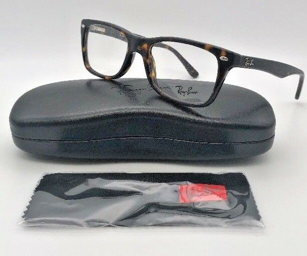 7234de9b86b2f UPC 805289445890 product image for Ray Ban Rb 5228 2012 Dark Havana Eyeglass  Frame Authentic Buyer ...