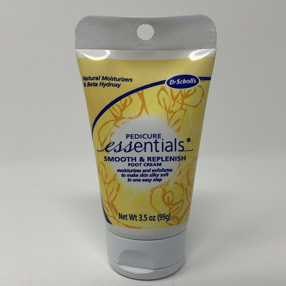 dr scholls foot cream