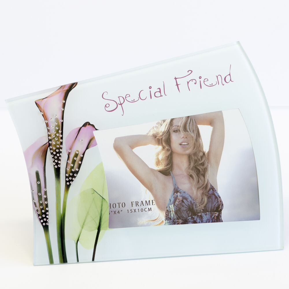 Details About Special Friend Picture Photo Frame