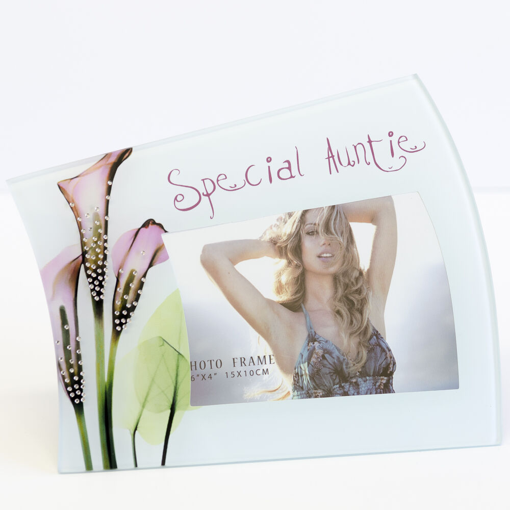 Details About Special Auntie Picture Photo Frame