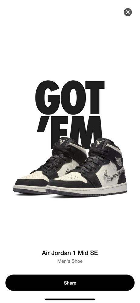 23eb9be89873b4 Details about NIKE Air Jordan 1 EQUALITY. Size 11