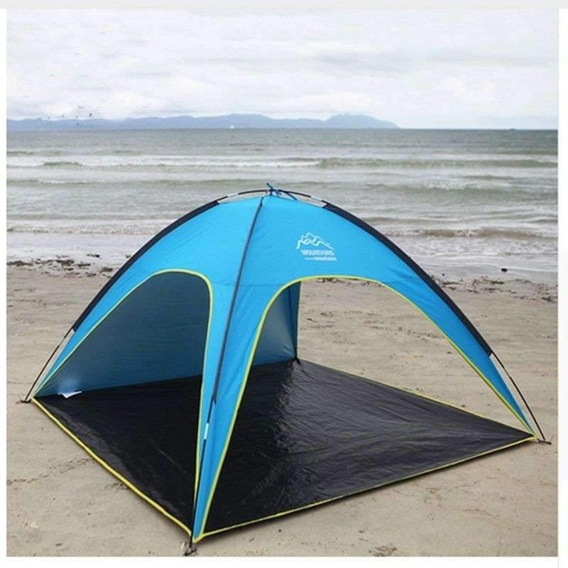 Details about Beach Tent Portable Sun Shelter Uv Protection Pool Pop Up Baby Play Shade House & Beach Tent Portable Sun Shelter Uv Protection Pool Pop Up Baby Play ...