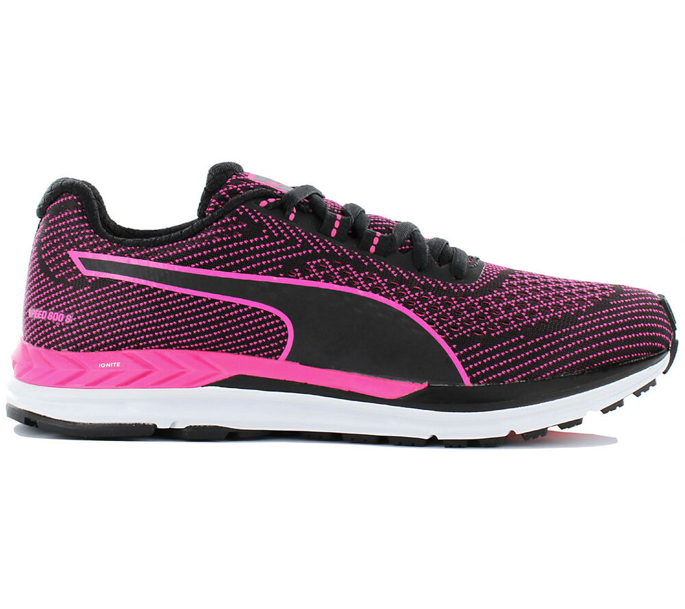 d38ce18d34a Details about Puma Speed 600 S Ignite Ladies Running Shoes 189088-03 Sports  Fitness Training