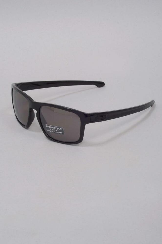 972713c7f7 Details about New Oakley Sliver XL PRIZM POLARIZED Sunglasses Black Daily  OO9341-06 Sport