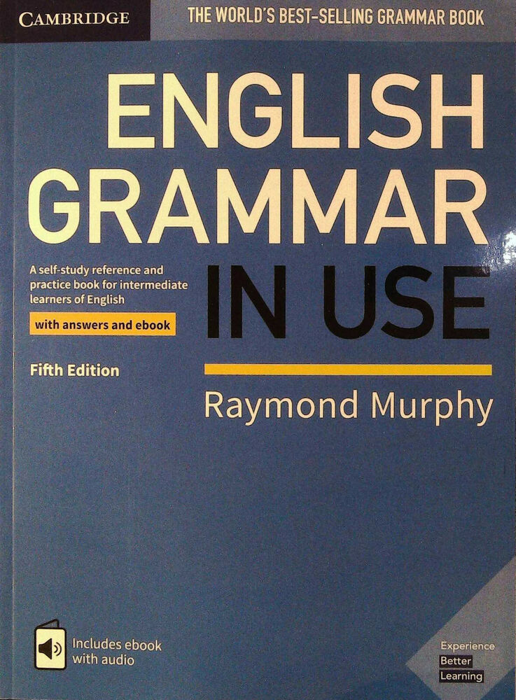 The Best English Grammar Book For