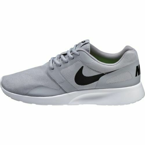 best service b88de 37ff8 Details about NEW Nike Kaishi NS Men s Athletic Running Shoes Wolf Grey  Black White 747492 003