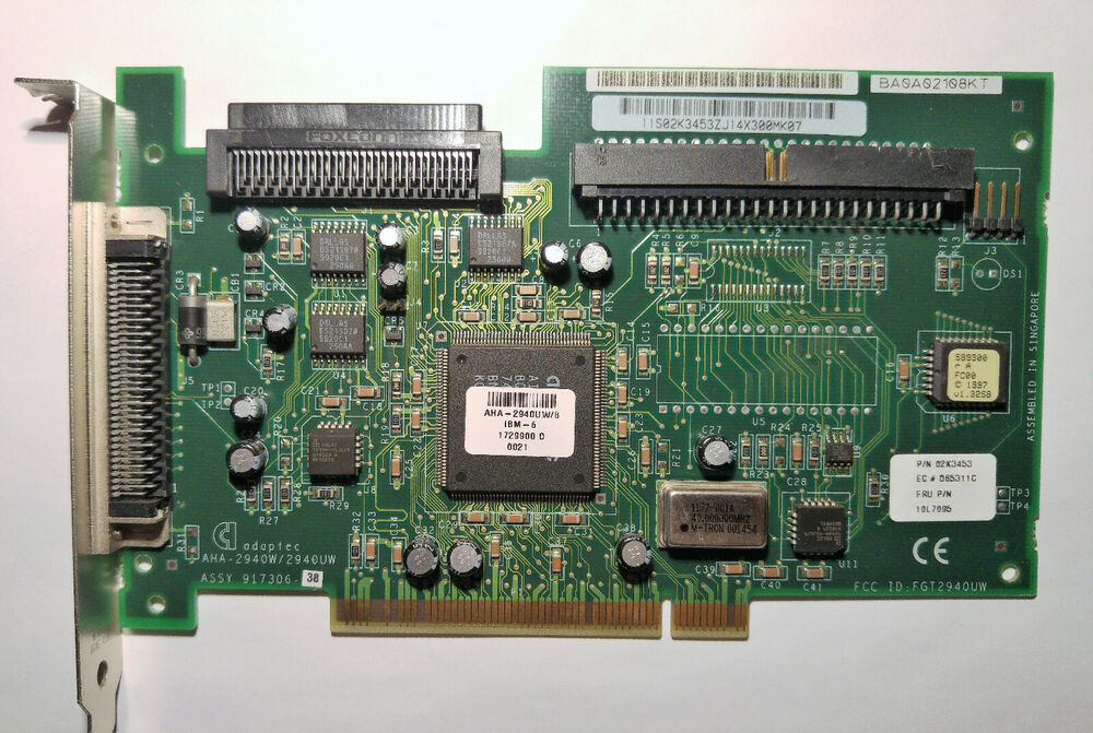 ADAPTEC AIC 7880 PCI SCSI CONTROLLER DRIVERS FOR WINDOWS 8