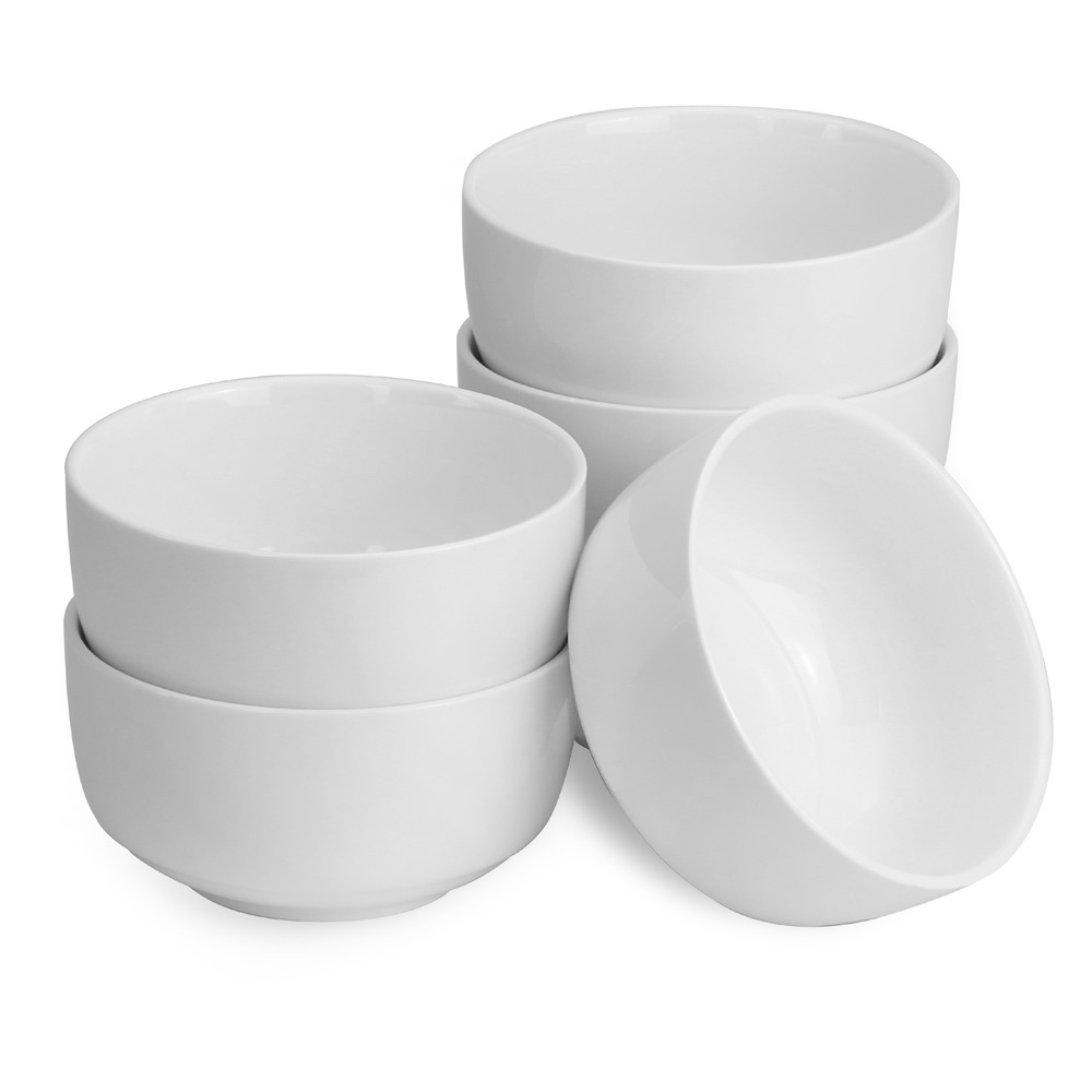 Are Microwave Safe Bowls Oven Safe: Set Of 6 Porcelain 150 Ml Bowls