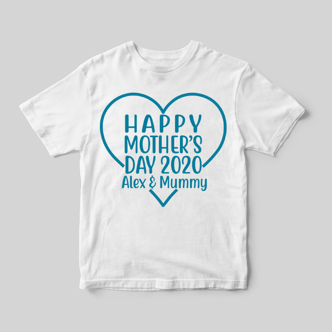08034f05 Details about Personalised Happy Mothers Day 2019 Boys Children's Kids T  Shirts T-Shirt Top