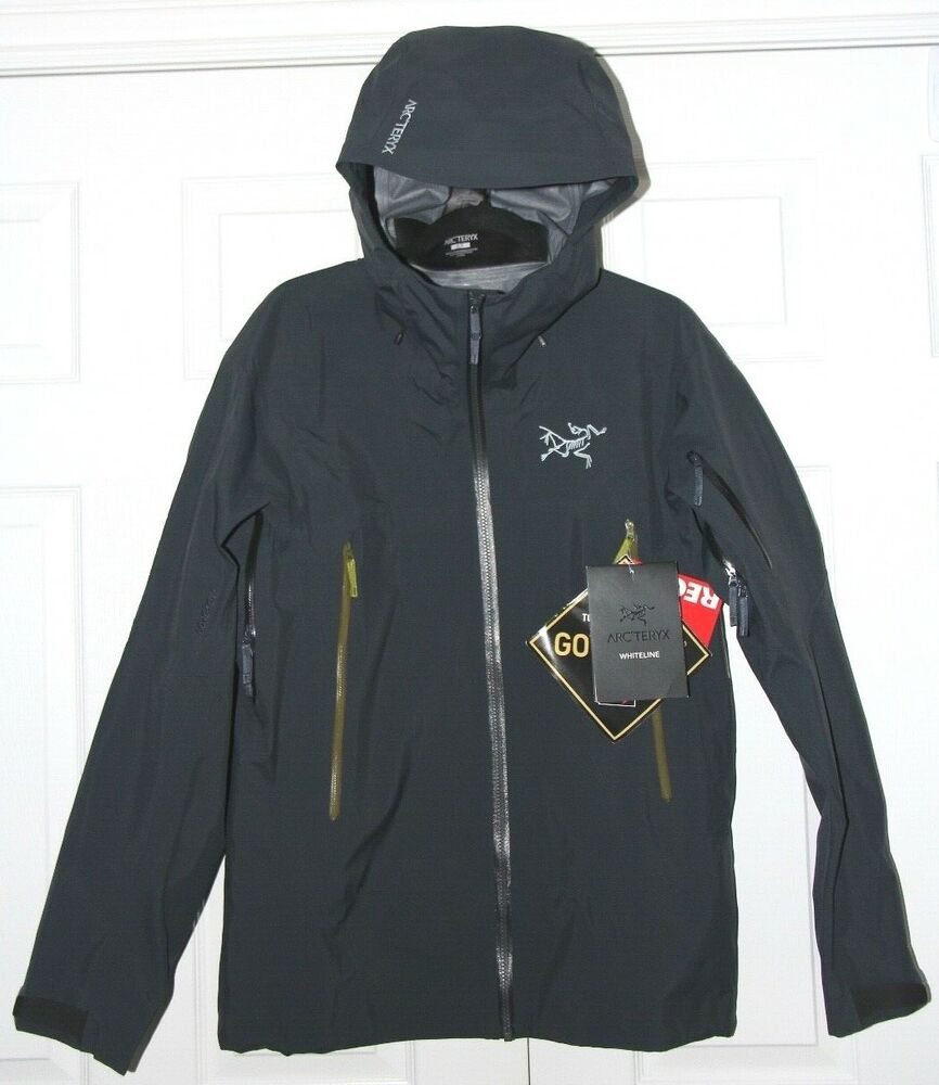 40a337ba14 Details about Arc'teryx Sabre Jacket Men's Gore-Tex - Size Small S - Orion  - NEW
