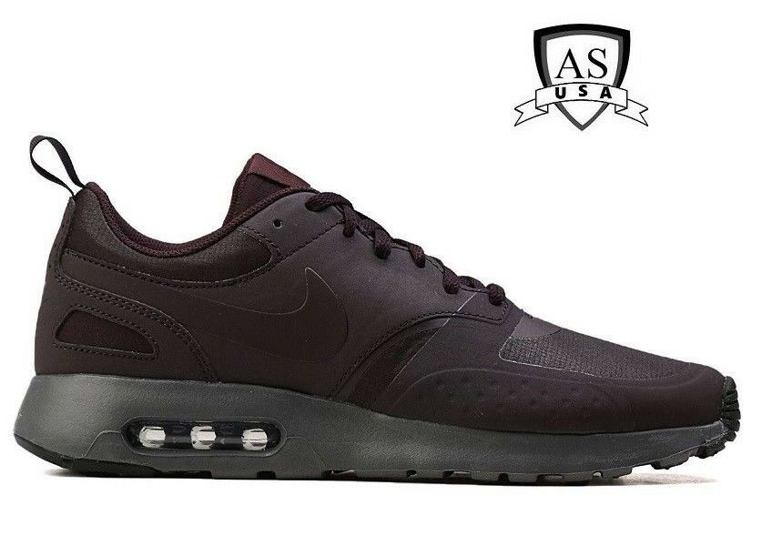 detailed look 1eac9 169f9 Details about Nike Air Max Vision Premium Men s Running Shoes Port Wine  Grey 918229 600 Sz 9.5