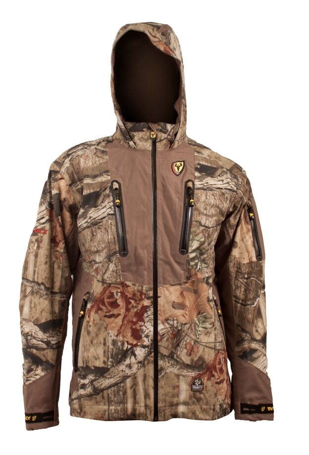2e5932516633c NEW Scent Blocker Apex Series Jacket Mossy Oak Infinity Camo Most Sizes! |  eBay