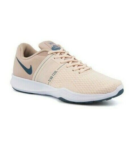 b0e67aac3c9d8 Details about Nike City Trainer 2 Women's Running Shoes Beige Athletic  Sneakers AA7775-201