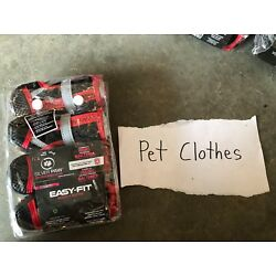 SILVER PAW EASY FIT BOOTS XS TP Extra small T/P NEW 4 PACK