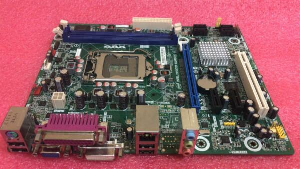 Motherboard Intel DH61CR Desktop Scheda Madre Socket LGA 1155 H61 DDR3 micro ATX