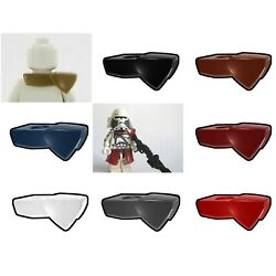 Kyпить Custom PAULDRON 1 Sided for MINIFIGS Star Wars Soft Mold -Pick Your Color!- на еВаy.соm
