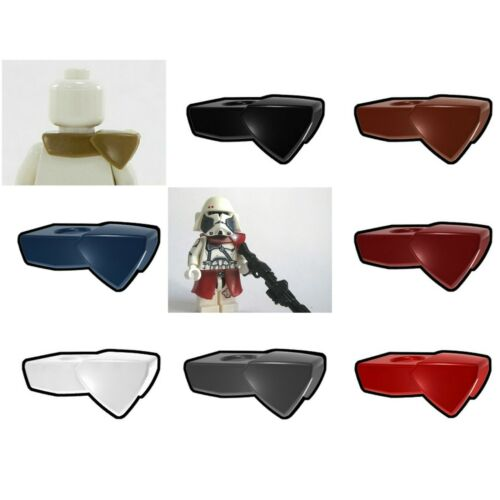 Custom PAULDRON 1 Sided for MINIFIGS Star Wars Soft Mold -Pick Your Color!-