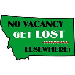 Get lost Elsewhere, MONTANA