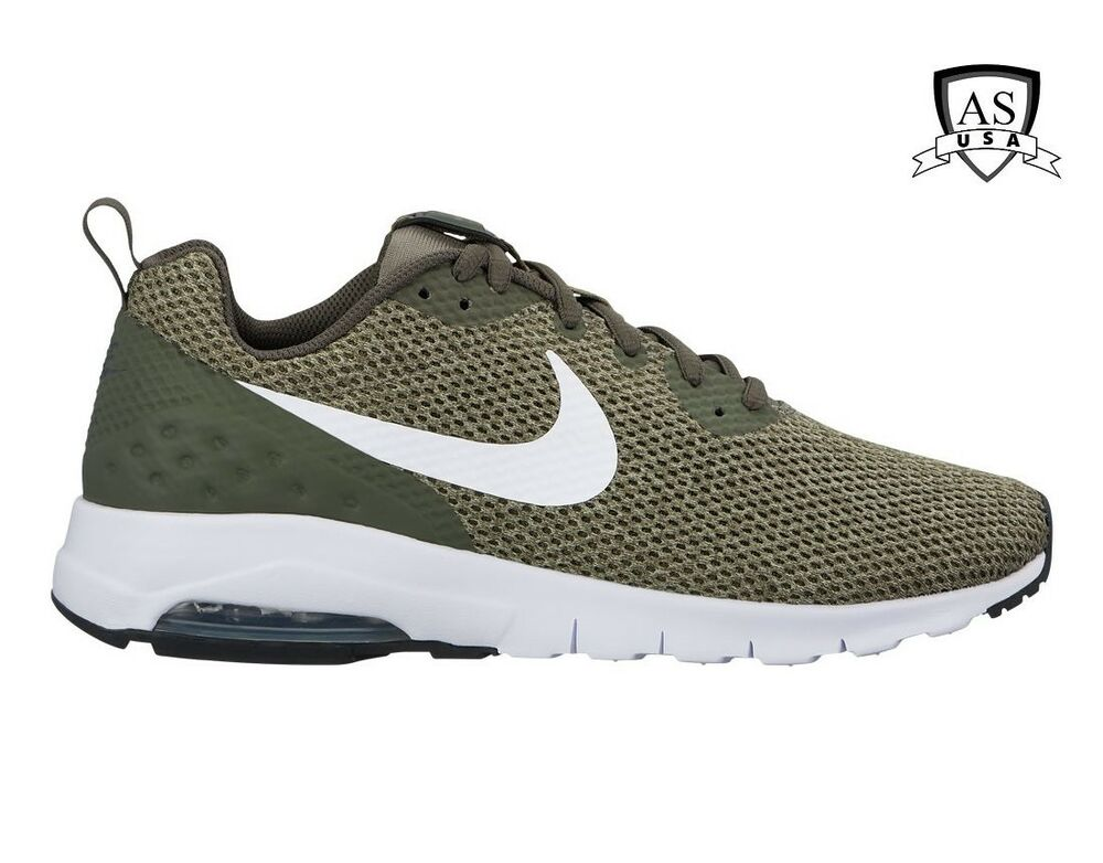 7b01784b2a Details about Nike Air Max Motion LW SE Cargo Khaki Men's Running Shoes  844836-303 Size 8 NEW