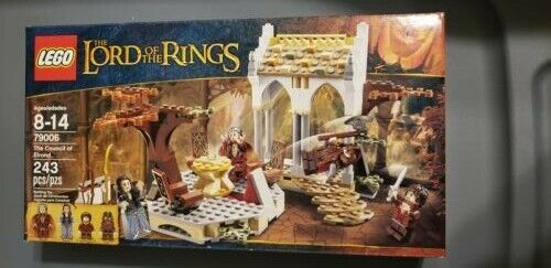 LEGO The Lord of the Rings The Council of Elrond (79006) BRAND NEW & SEALED