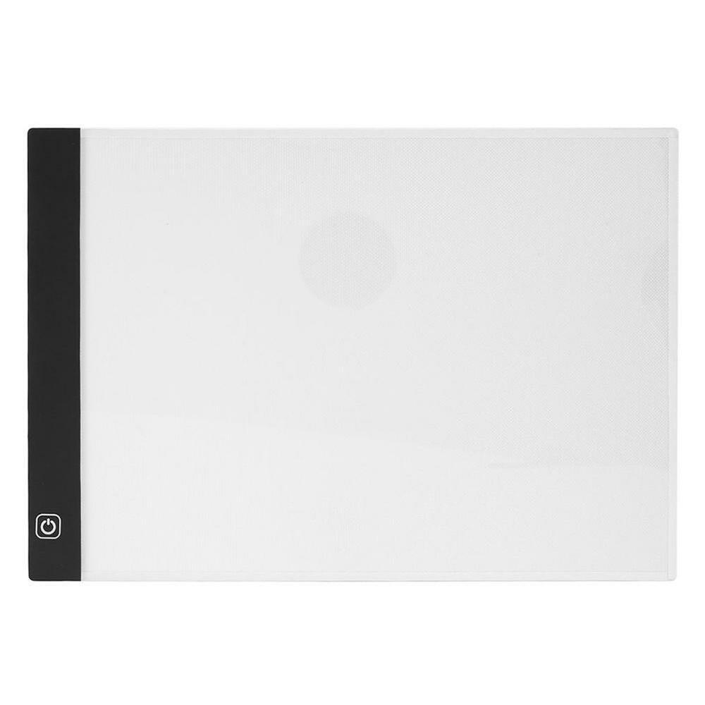 Clipboard Office & School Supplies Humorous A4 Led Stencil Board Light Box Artist Tracing Drawing Copy Plate Table Gift