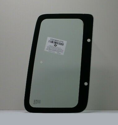 Fits 89-95 Toyota Pickup 2 Door Extended Cab Right Rear Quarter Glass Movable