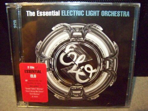 THE ESSENTIAL ELO 2 CD SET SEALED