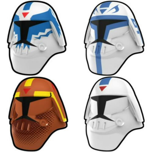 Custom Clone COLD ASSAULT Trooper HELMET for Star Wars Minifigures -Pick Style-