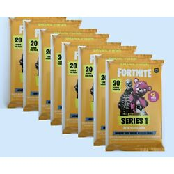 Kyпить 2019 PANINI FORTNITE SERIES 1 TRADING CARDS-VALUE PACK 176 CARDS (8 PACKS x 22) на еВаy.соm