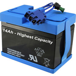 Kyпить Peg Perego Replacement 12V Battery for John Deere Ride-on Toy High Capacity 14AH на еВаy.соm