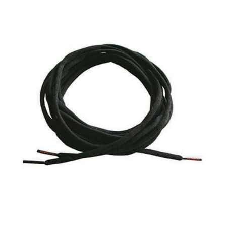 img-ARMY STYLE BLACK COMBAT BOOT LACES, 150cm (60
