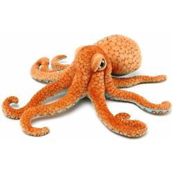 Olympus the Octopus | 18 Inch Stuffed Animal Plush | By Tiger Tale Toys