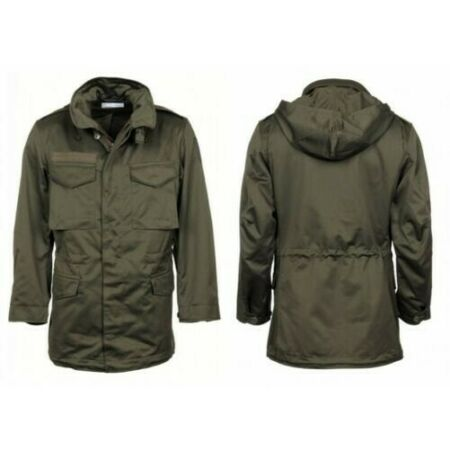 img-Original Austrian Bra Field Jacket Olive Army Outdoor Parka
