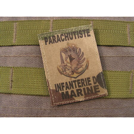 img-Snake Patch - Rpima Camouflage Center Europa - Paratrooper Infantry Marine